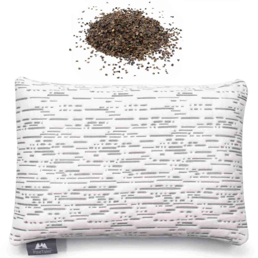 Pine Tales Buckwheat Travel Pillow
