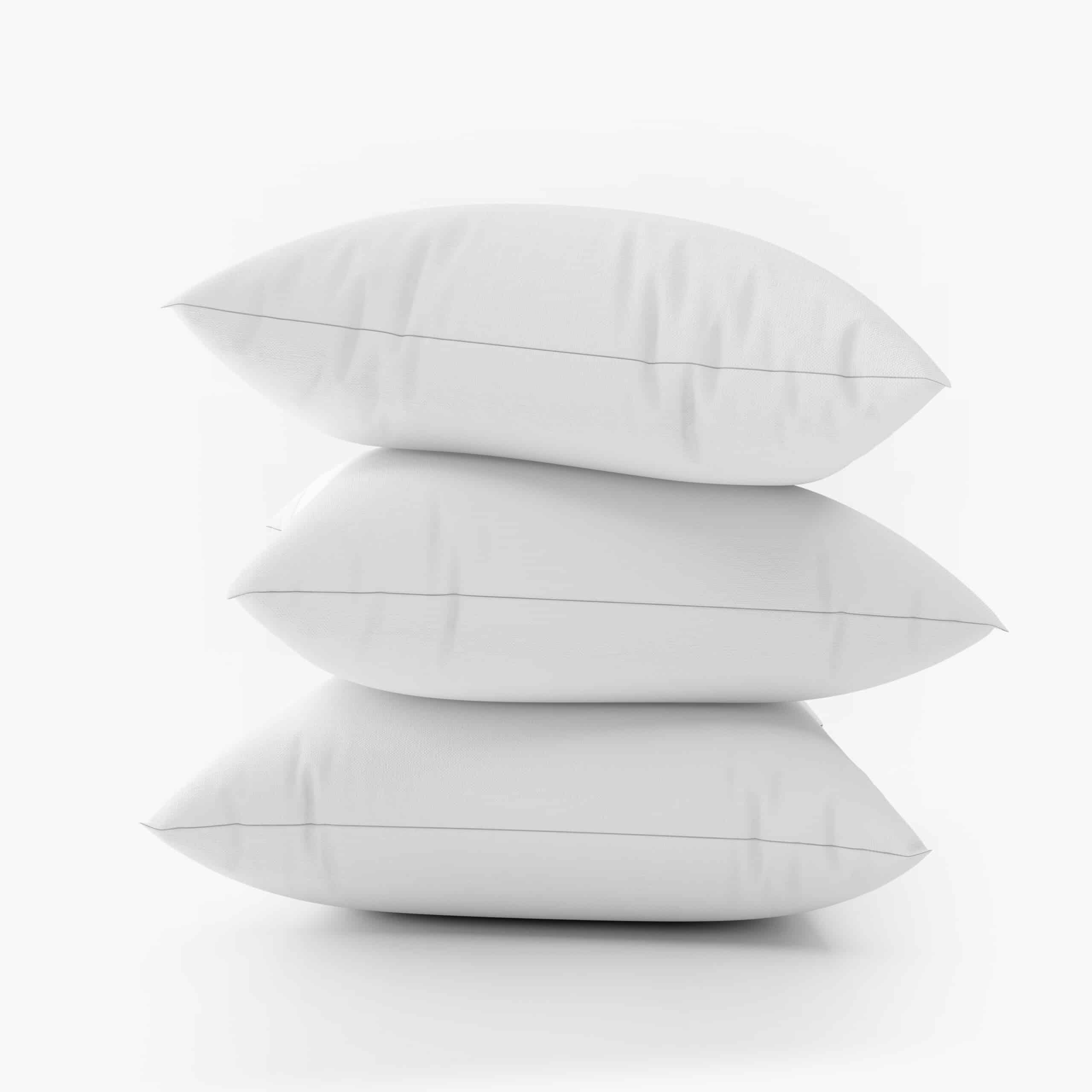How Many Pillows Should You Sleep With