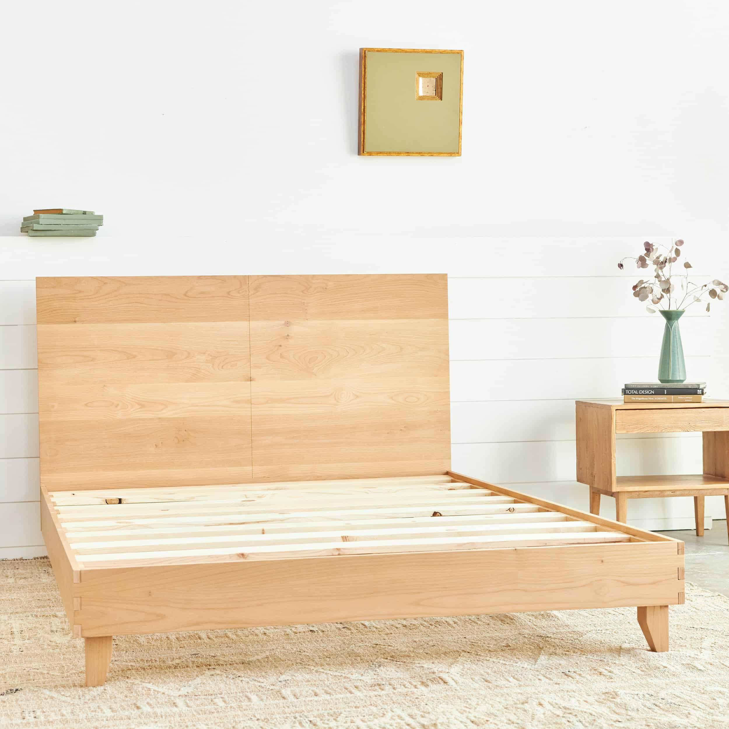 City Bed Frame by Avocado